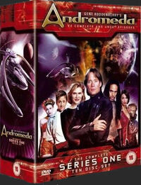 AndromedaSeries1DVD
