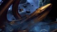 Pax Magellanic - closeup view
