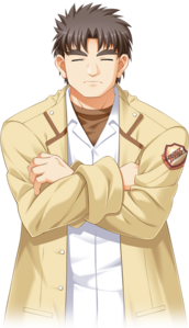 Ab character matusita image