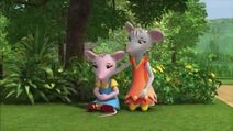 Vicki and Sad Polly (Angelina's Nature Dance)1