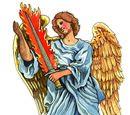 Archangel cassiel in the bible