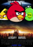 Angry birds 2012 movie poster 8