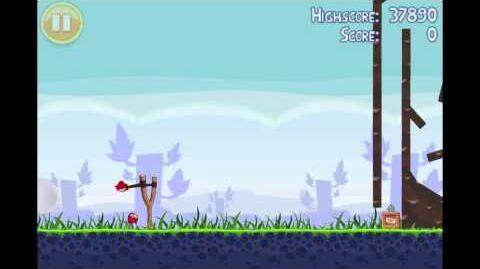 Angry Birds Golden Egg 1 Walkthrough
