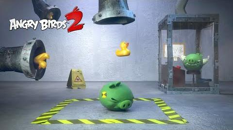 Angry Birds 2 – Test Piggies The Golden Duck