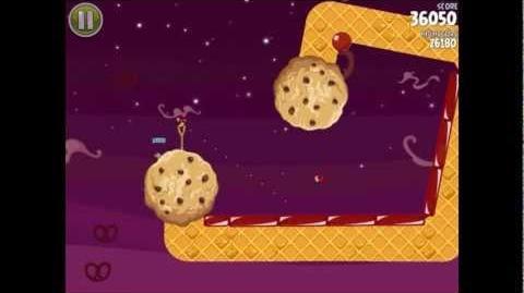 Angry Birds Space Utopia 4-1 Walkthrough 3-Star