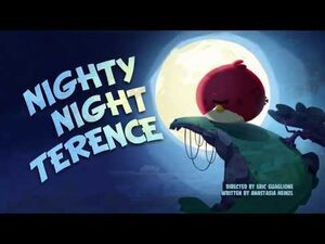 "Angry Birds Toons episode 29 sneak peek ""Nighty Night Terence"""