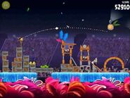 Official Angry Birds Rio Walkthrough Carnival Upheaval 8-2
