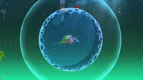 Angry Birds Space Pig Dipper 6-1 Walkthrough 3-Star