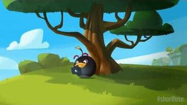 Bomb Bird stars in Angry Birds update - Short Fuse