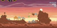Tatooine 1-8 (Angry Birds Star Wars)