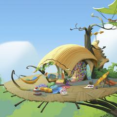 (Concept Art) Casa de Stella