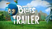 NEW SERIES! Angry Birds Blues - Trailer