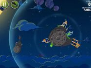 Pig Bang 1-24 (Angry Birds Space)