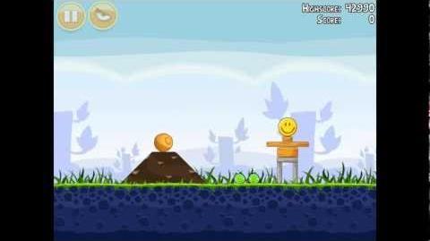 Angry Birds Poached Eggs 1-3 Walkthrough 3 Star