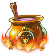 GoldenCauldron (Transparent)