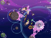 Cosmic Crystals 7-23 (Angry Birds Space)