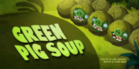 Green Pig Soup