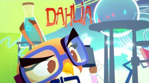 Angry Birds Stella My Name Is Dahlia!