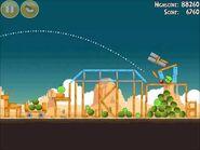 Official Angry Birds Walkthrough Ham 'Em High 13-4