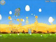 Official Angry Birds Seasons Walkthrough Summer Pignic 1-11