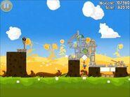 Official Angry Birds Seasons Walkthrough Summer Pignic 1-19