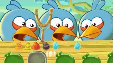 Fazer Angry Birds TV-film 2012