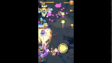 Angry Birds Ace Fighter Red Angry Skill