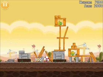 Official Angry Birds Walkthrough The Big Setup 9-14