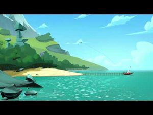 "Angry Birds Toons episode 28 sneak peek ""Catch Of The Day"""
