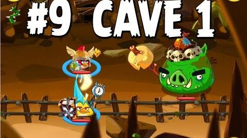 Updated Angry Birds Epic Cave 1 Shaking Hall Level 9 Walkthrough