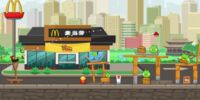 Angry Birds McDonald's