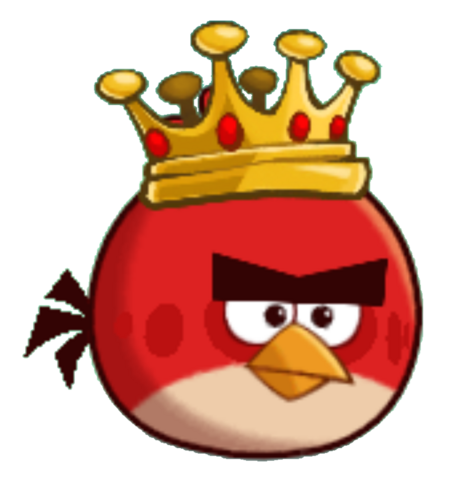 File:King Red - Angry Birds.png