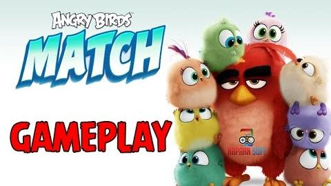 Angry Birds Match iOS Android Gameplay