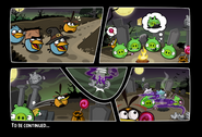 Angry Birds FB Halloween Week 2013 Pic 1