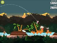 Official Angry Birds Rio Walkthrough Jungle Escape 4-1