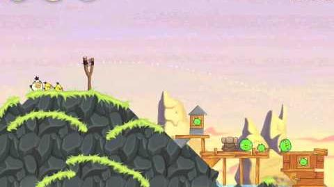 Angry Birds Seasons South HAMerica 1-22 Walkthrough 3 Star