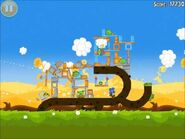 Official Angry Birds Seasons Walkthrough Summer Pignic 1-12