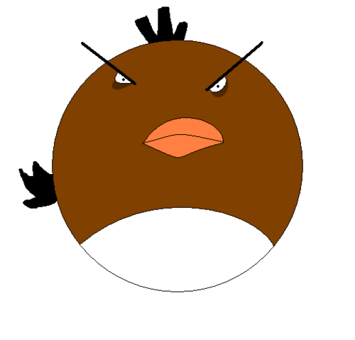 File:Brown bird.png