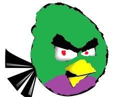 Incredible Macaw