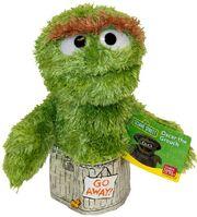 Oscar puppet