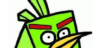 Green Ice Bird
