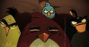 Bad Angry Birds
