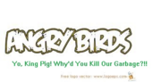 Angry Birds Garbage