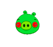 Laser piggy
