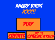 Main creen Menu 200 Angry Birds