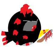 Grimdark bird