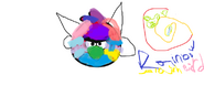 Rainbow flash bird2
