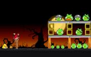Angry Birds Seasons - Level 4-7 - Trick or Treat II