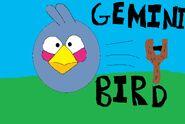 Gemini Bird Drawing