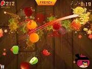 Angry birds fruit ninja gameplay